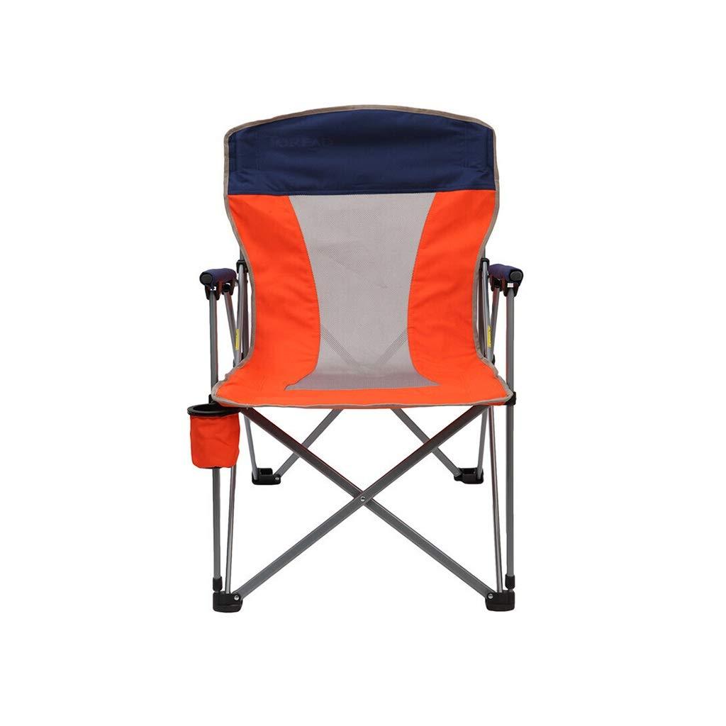 ZXCC Camping Klappstuhl tragbar für den Außenbereich