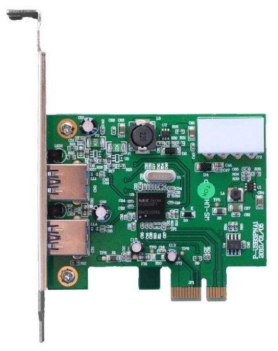 DP-iot HOT-2 Port USB 3.0 Pci-E Expansion Card External Usb3.0 Pcie Card with 2 Power Module NEC Chip for Desktop Pc Computer