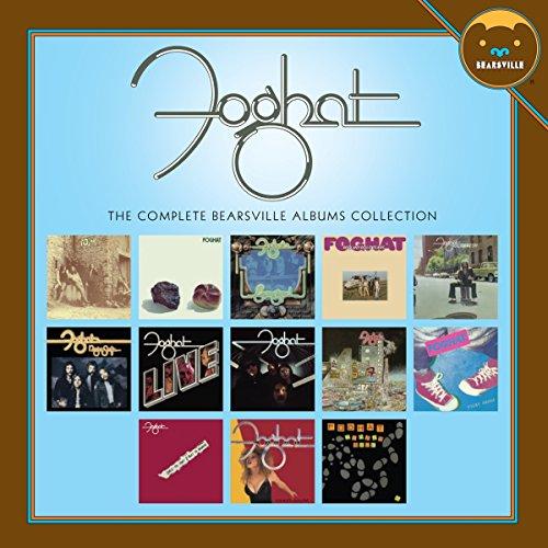 Foghat - The Complete Bearsville Album - Zortam Music