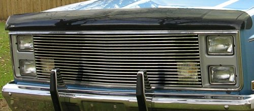 Gmc Pickup Billet Grilles - fantasycart BILLET GRILLE GRILL 81~87 CHEVY GMC Pickup/Suburban/Blazer/Jimmy 1990 GMC Suburban Insert Only