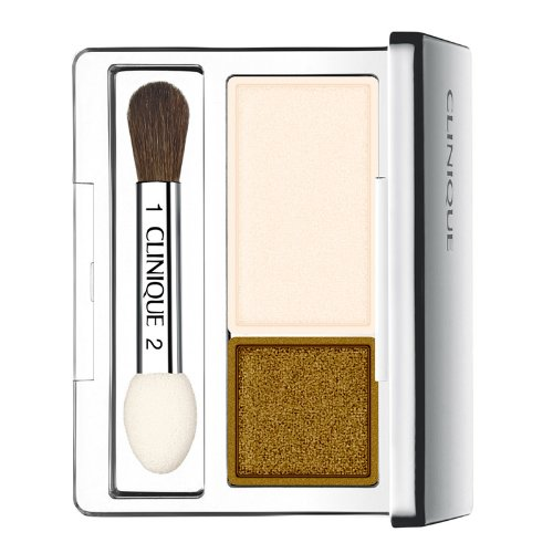 Clinique All About Shadow Duo, shade=Buttered (Buttered Toast)