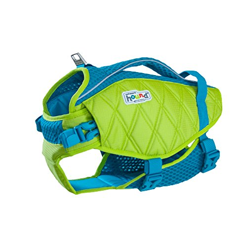 Dog Life Jacket Standley Sport High Performance Life Jacket for Dogs by Outward Hound, Medium