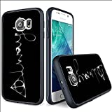 Deathly Hallows Always Available for Iphone and Samsung Galaxy Case (Samsung Galaxy S6 black)