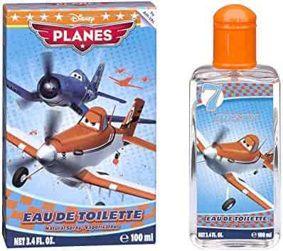 DISNEY Planes Eau de Toilette Spray for Kids, 3.4 Fluid Ounce