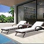 ASDFGHJKL-Mobili-da-Giardino-in-Rattan-Beach-Sedia-da-Giardino-Gruppo-puo-Essere-utilizzato-in-Courtyard-Hotel-Piscina-allaperto-Letto-Divano-Letto-Sedia-di-SvagoSet