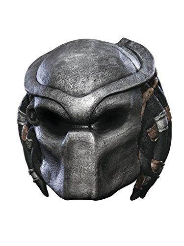 Predator Mask With Dreads - Rubies Alien vs. Predator Requiem Child