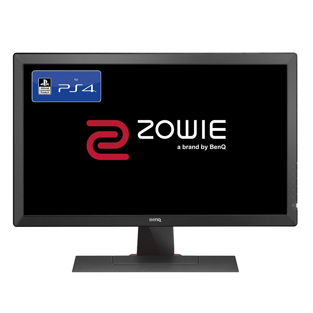 0a66a9d61676 BenQ ZOWIE RL2455 24 Inch Console e-Sports Gaming Monitor (Officially  Licensed for PS4 PS4 Pro)