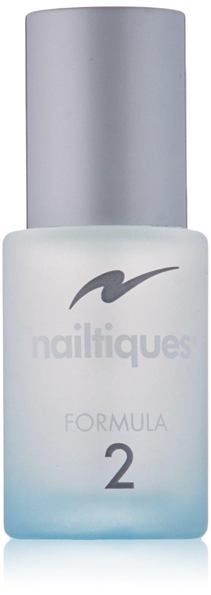 Nailtiques Nail Protein Formula 2 by Nailtiques for Unisex - 0.5 oz Treatment