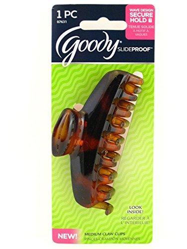 Goody Slideproof Medium Claw Hair Clip - 1 Pc.