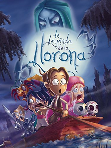 La Leyenda De La Llorona (English -