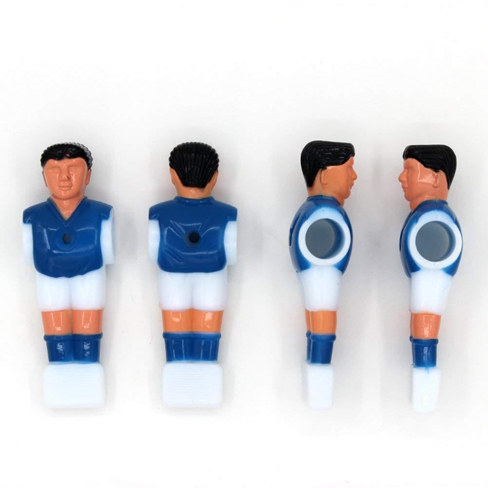 KODORIA - Juego de 4 Piezas de futbolín para Hombre: Amazon.es ...