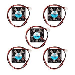 WINSINN 3010 4010 12V 24V DC Quiet Cooling Fan 30mm 40mm 30x30x10mm 40x40x10mm For DIY 3D Printer Extruder Hotend V6 V5 Makerbot MK7 MK8 CPU Arduino by WINSINN Technology Ltd