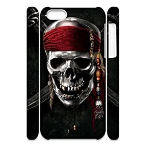 C-EUR Diy 3D Case Pirates of the Caribbean for iPhone 5C by Maris's Diary