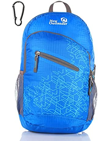 64c64fbb78de Outlander Ultra Lightweight Packable Water Resistant Travel Hiking Backpack  Daypack Handy Foldable Camping Outdoor Backpack