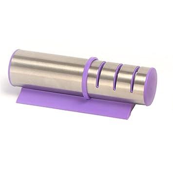 Afilador de cuchillos de cocina de cerámica de cilindro de ...