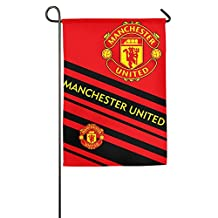 Manchester United Logo Home Garden Flags Sports Fan Outdoor Flags