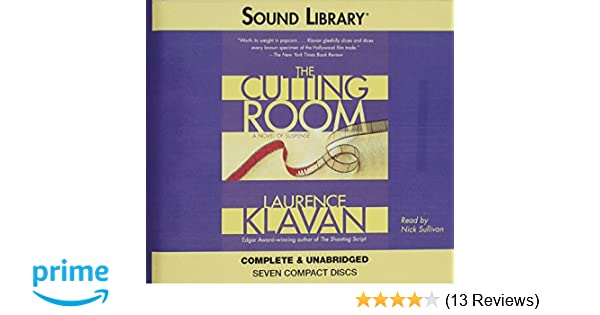 The Cutting Room Lib/E (Roy Milano Mysteries): Laurence ...