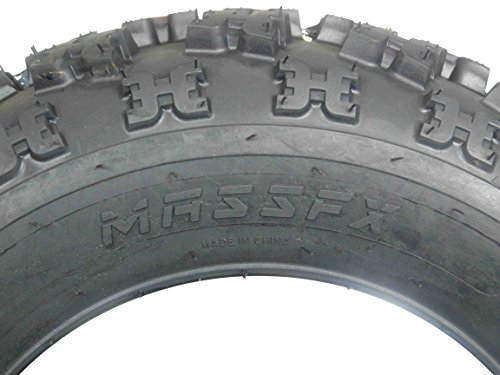 New MASSFX ATV Sport Quad Tires 21X7-10 20X10-9 6 Ply Dual Compound Front Rear For Yamaha Raptor Banshee Honda 400ex 450r 660 700 400 450 350 250 (Four Pack two Front 21x7-10 and Two Rear20x10-9 6) by MassFx (Image #2)