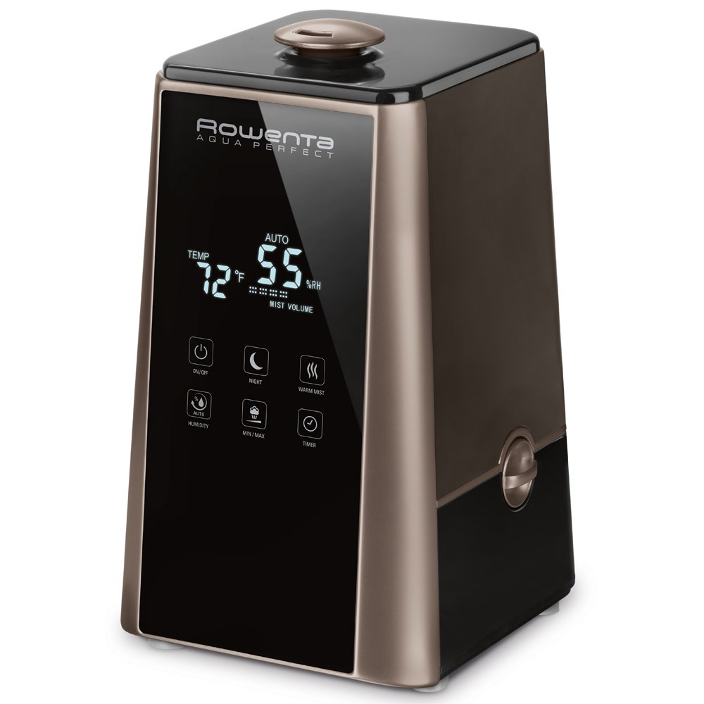 Rowenta Aqua Perfect Humidifier HU5222, Black