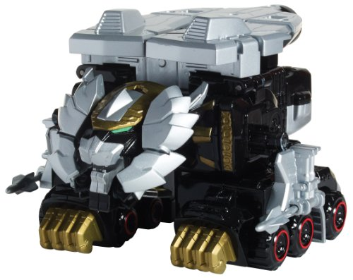Power Rangers Megaforce Lion Mechazord and Robo Knight Power Ranger -