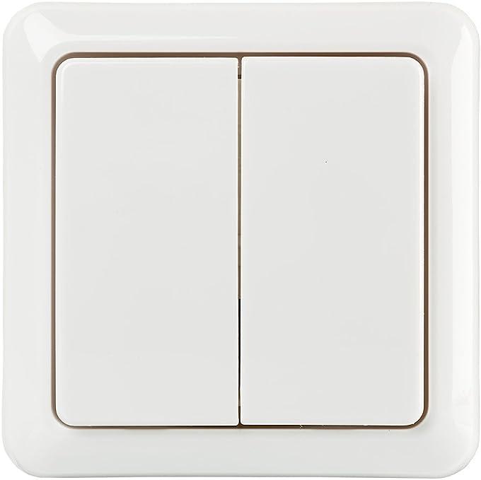 Trust Smart Home AWST-6000 D/étecteur de Mouvement pour R/écepteur Blanc