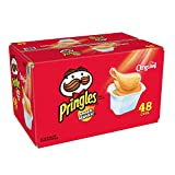 Pringles Snack Stacks Potato Crisps Chips, Original Flavored, 32 oz (48 Cups)