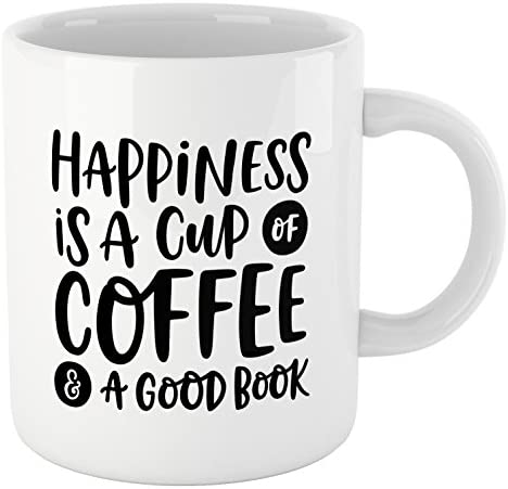 Book Lovers Reading Mug Quote product image