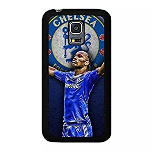 Stylish Cool Outstanding Soccer Didier Drogba Phone Case Cover for Samsung Galaxy S5 Mini Didier Drogba Special Cover Shell