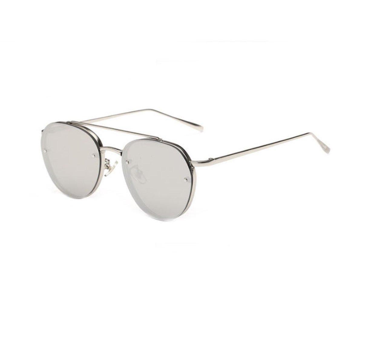 Frau HAOYUXIANG Trend-Sport-Sonnenbrille,C6