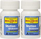 Meclizine 25 mg Generic For Bonine Chewable Tablets for Prevention of Motion Sickness