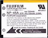 Fujifilm Original OEM Battey - Fujifilm NP-45A Li-Ion Battery Pack for Digital Cameras (Bulk Package)