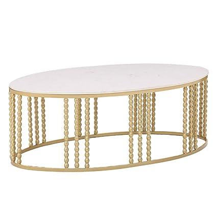 pas cher pour réduction e8430 fb830 YIKE-Table basse Table Basse de Salon en Fer forgé ...