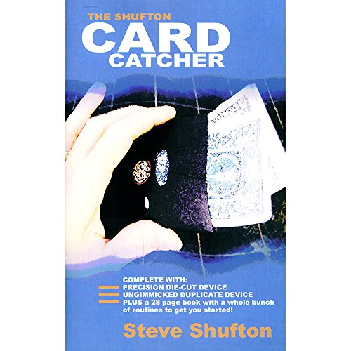 MMS Card Catcher by Steve Shufton – Trick