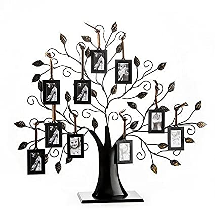Amazon.com - Klikel Family Tree Frame Display with 10 Hanging ...