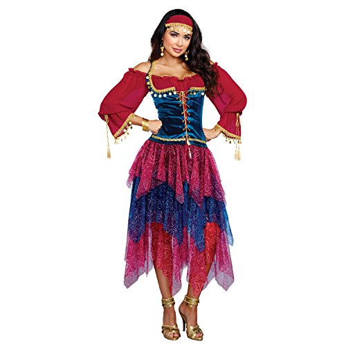 Dreamgirl Women's Gypsy, Multi, L]()