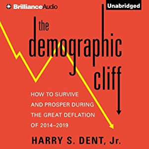 The Demographic Cliff Audiobook