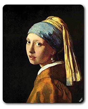 1art1 89259 Johannes Vermeer Das Mädchen Mit Dem Perlenohrring