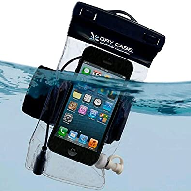 Amazon.com: drycase carcasa impermeable para smartphone (dc ...