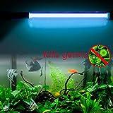 uv lamp filter - Mingruie 11W 1.8M IP68 Waterproof Aquarium Fish Tank UV Light Submersible UV Sterilizer Lamp US Plug