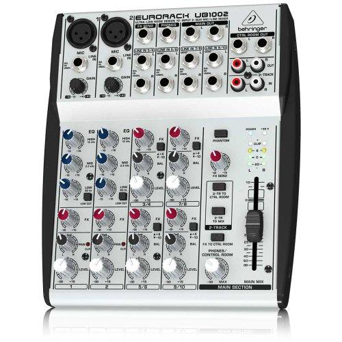 Behringer UB1002 10-Channel Mixer by Behringer