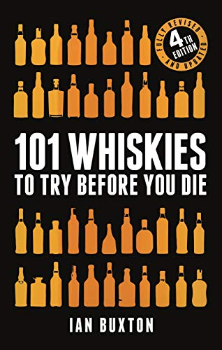 101 Whiskies Before Revised Updated ebook product image