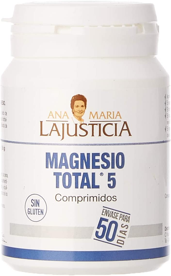 Ana Maria Lajusticia - Magnesio total 5 – 100 comp