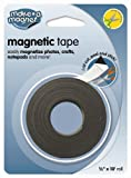 MagnaCard Magnet Tape .5 inches x 10 feet,  in Poly Bag  (MT10510P)