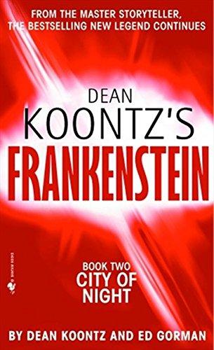 Download DEAN KOONTZ'S FRANKENSTEIN - Book Two - City of Night PDF