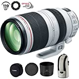 Canon EF 100-400mm f/4.5-5.6L IS II USM Lens - 9524B002 (Certified Refurbished)