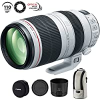 Canon EF 100-400mm f/4.5-5.6L IS II USM Lens - 9524B002 (Certified Refurbished)