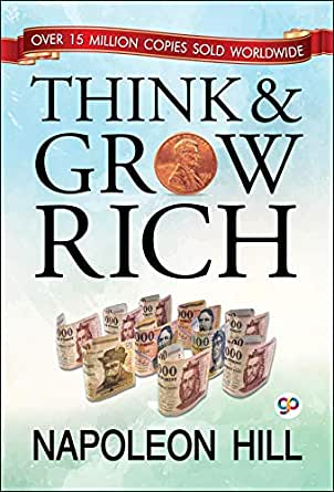 Think And Grow Rich English Edition Ebook Napoleon Hill