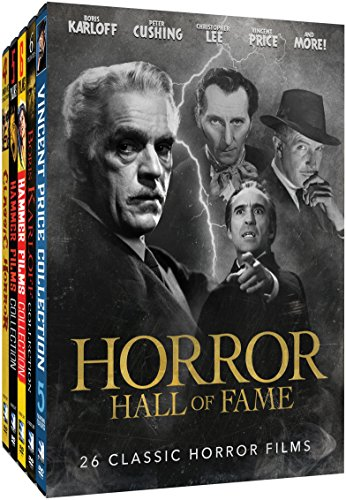 Horror Hall of Fame Gift Set