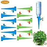 Fostoy Plant Waterer, 12 PCS Self Plant Watering