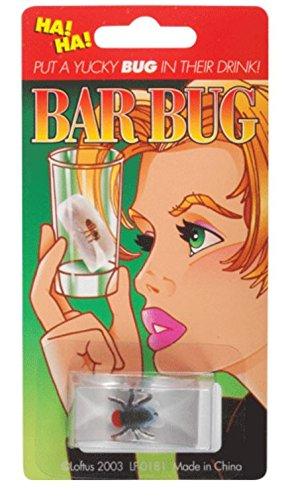 Loftus Bar Bug in Ice Cube